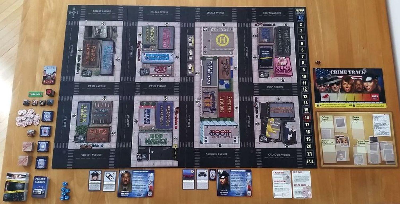 Police Precinct gameplay