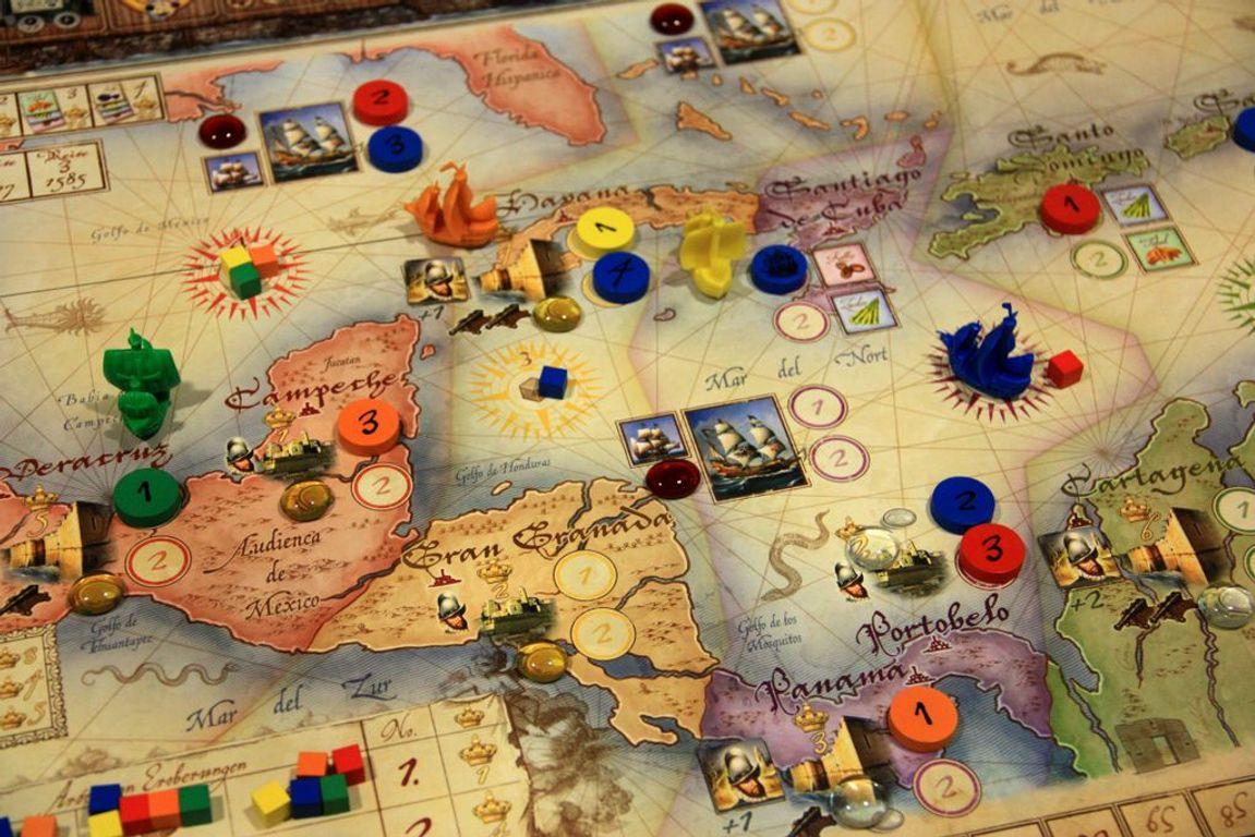 Francis Drake gameplay
