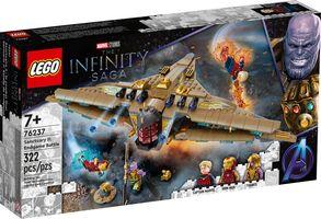 LEGO® Marvel Sanctuary II: Endgame Battle