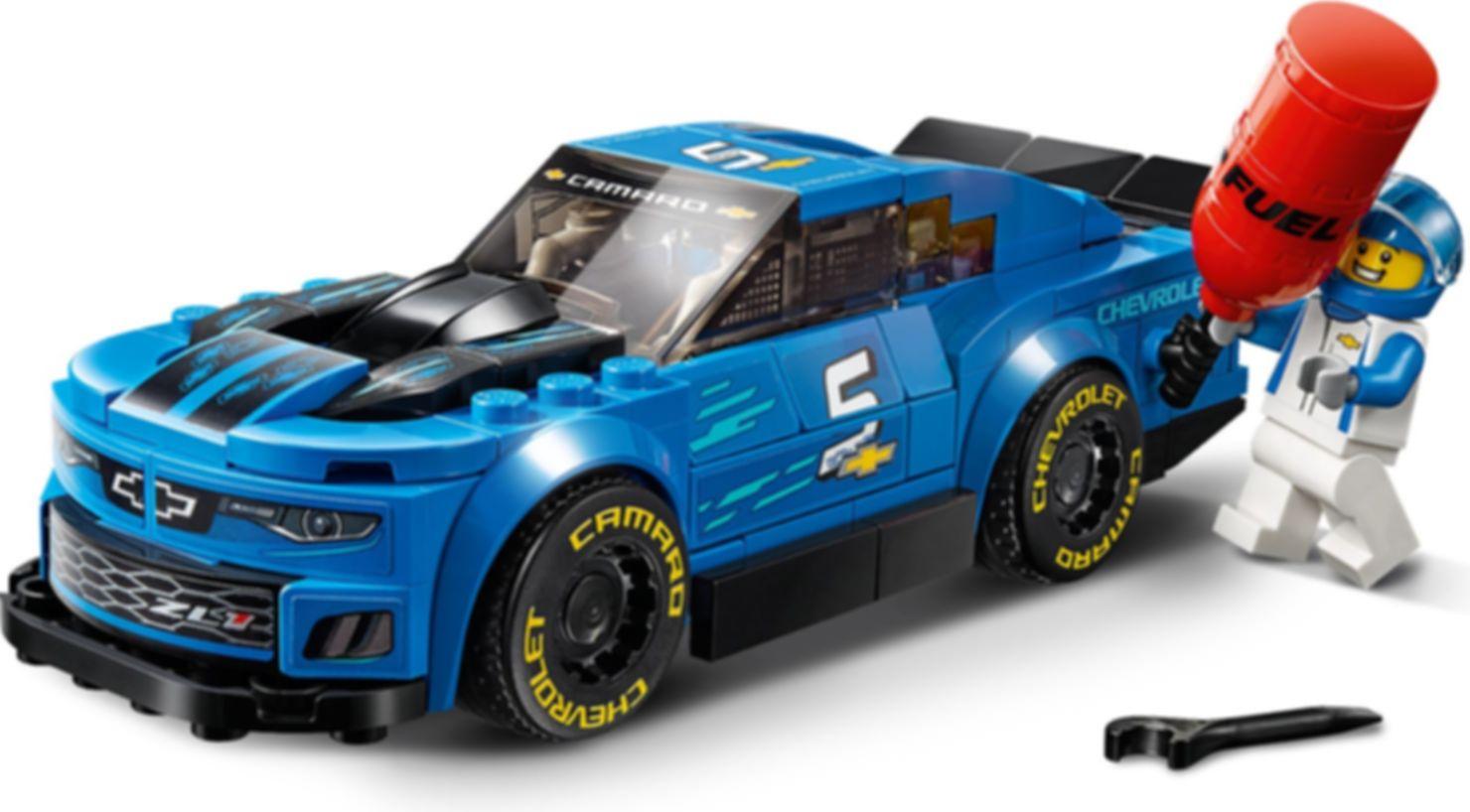 Chevrolet Camaro ZL1 Race Car gameplay