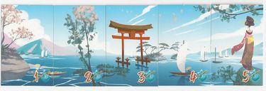 Tokaido cards