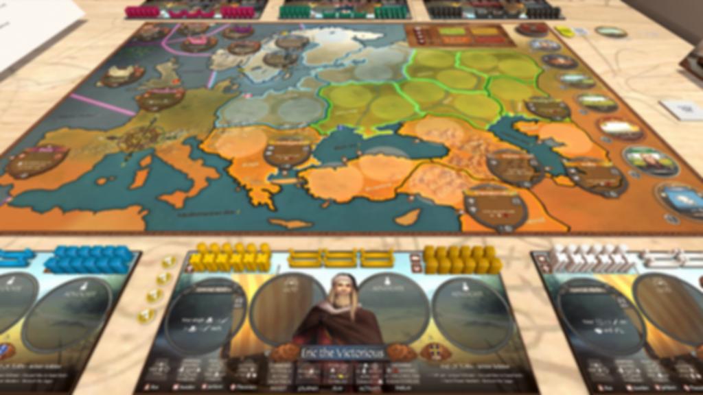 Pax Viking gameplay
