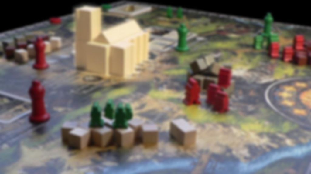 The Pillars of the Earth gameplay