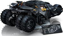 LEGO® DC Superheroes Batman™ Batmobile™ Tumbler back side