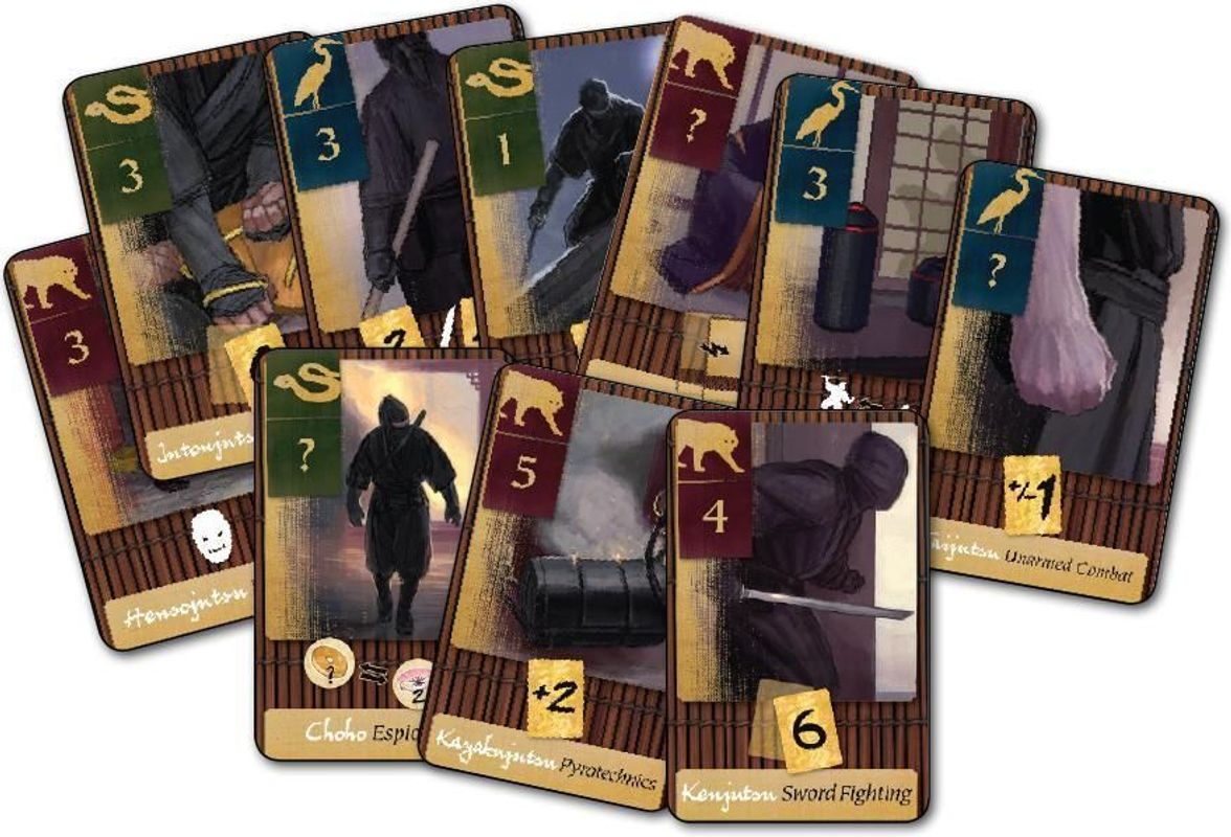 Ninjato cards