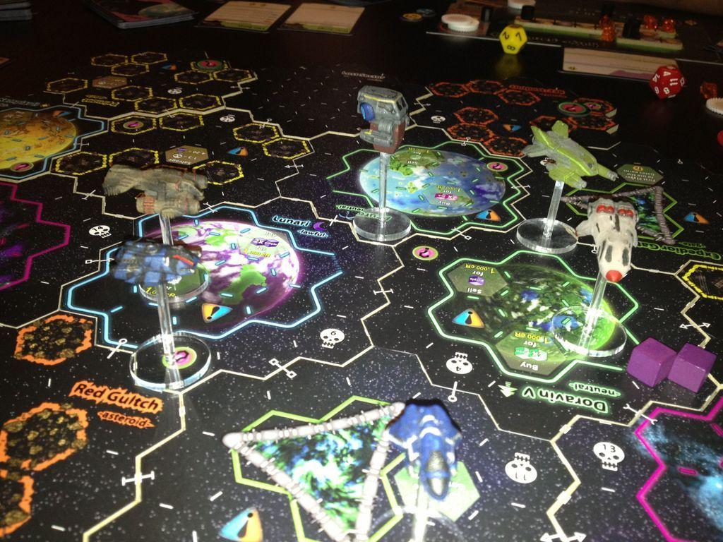 Xia: Legends of a Drift System gameplay
