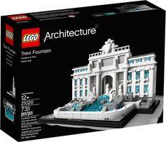 LEGO® Architecture Trevi Fountain