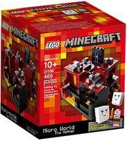LEGO® Minecraft LEGO Minecraft The Nether 21106