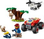 LEGO® City Wildlife Rescue ATV gameplay