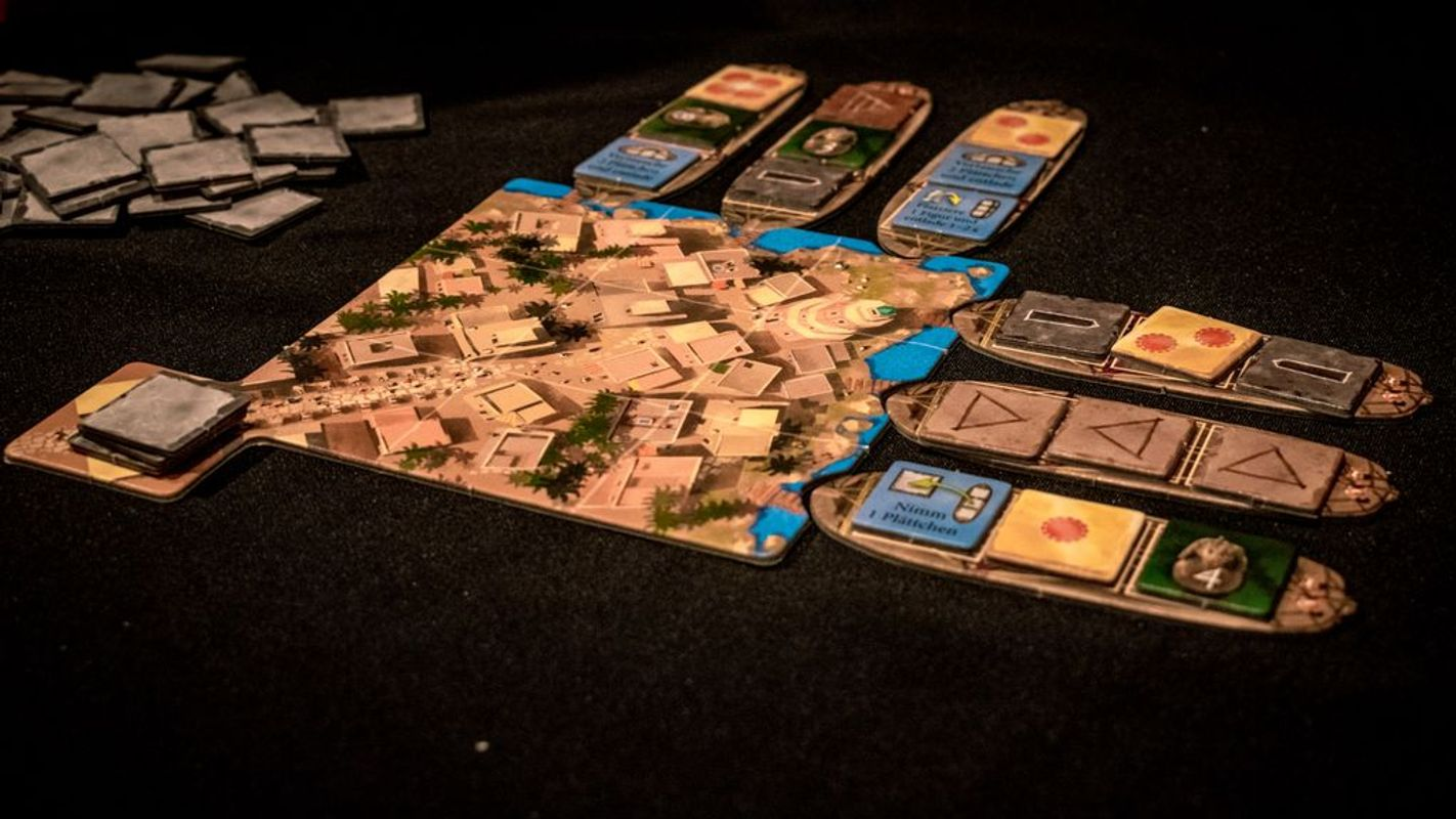 Imhotep: The Duell gameplay