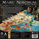 Mare Nostrum: Empires back of the box
