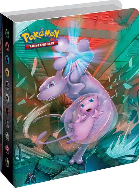 Pokemon Sun & Moon - Unified Minds Mini Album components
