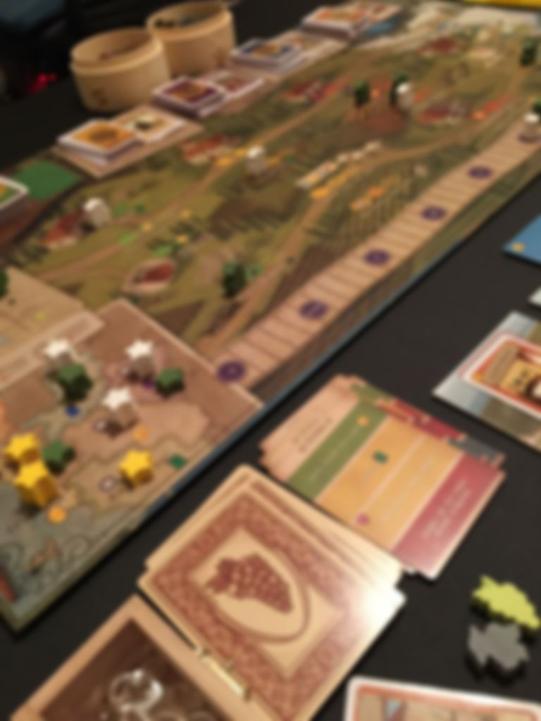 Tuscany Essential Edition gameplay