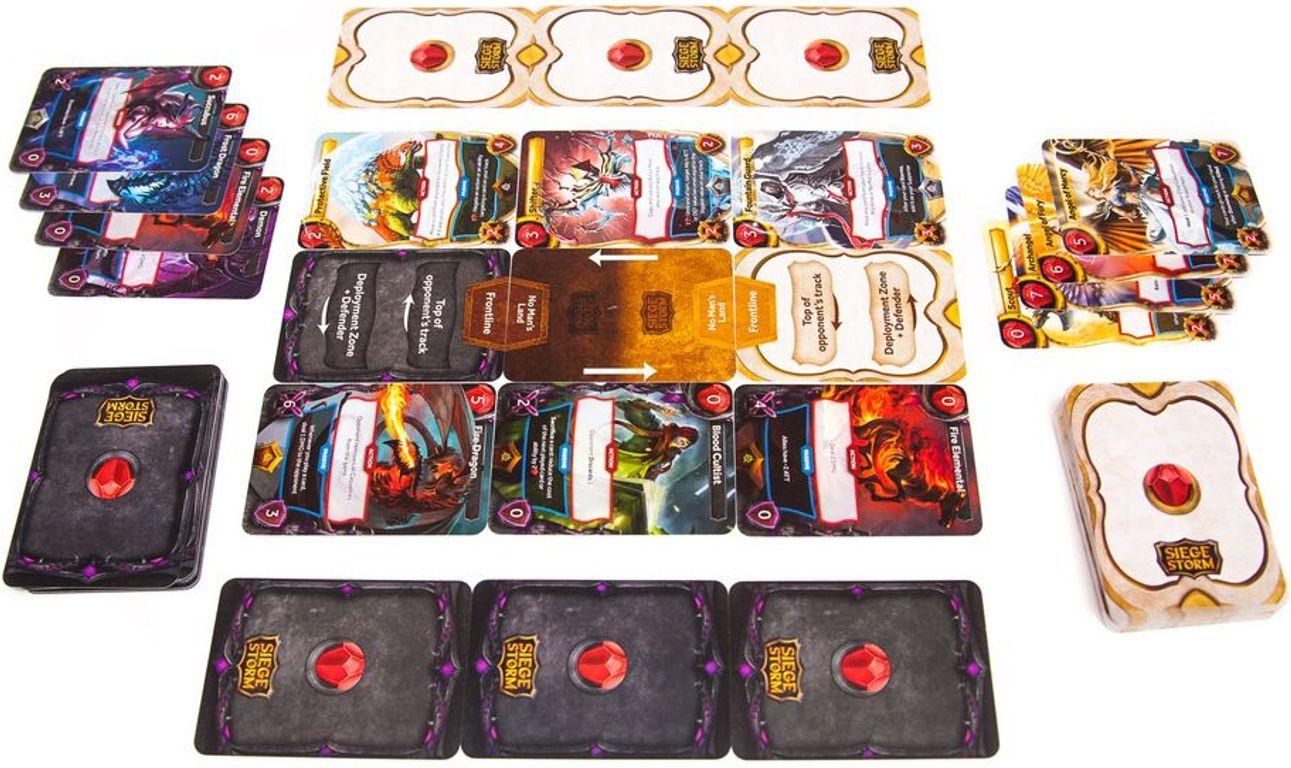 Siege Storm components