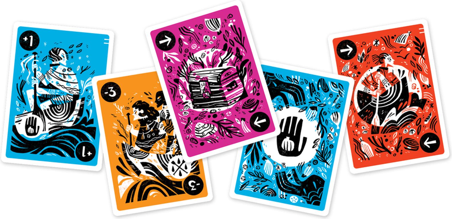 Costa Ruana cards