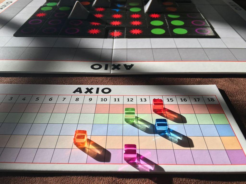 Axio gameplay