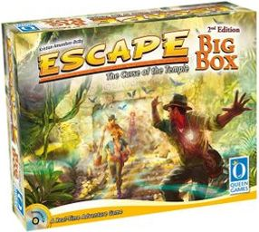 Escape The Curse of the Temple - Big Box 2nd Edition