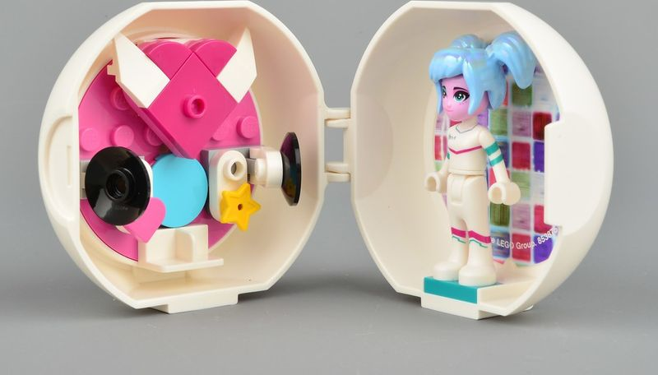 LEGO® Movie Sweet Mayhem's Disco Pod components