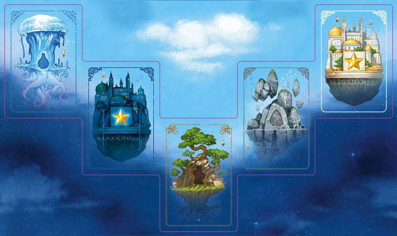 Solenia game board