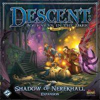 Descent: Viaggi nelle Tenebre (Seconda Edizione) - L'Ombra di Nerekhall