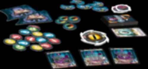 Seasons: Enchanted Kingdom components