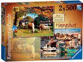 Picturesque Landscapes No.6 Hampshire - Lymington & Swan Green