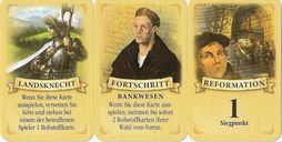Catan Geographies: Germany cards