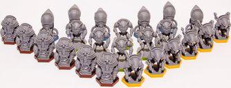 Anachrony: Exosuit Miniatures Set miniatures