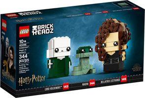 LEGO® BrickHeadz™ Voldemort™, Nagini & Bellatrix