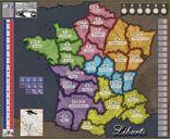 Liberté game board