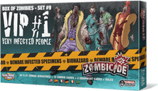 Zombicide Box of Zombies: VIP #1 - Very Infected People