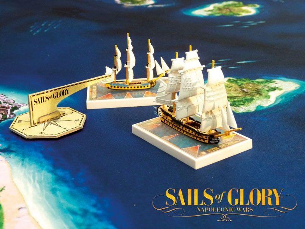 Sails of Glory miniatures