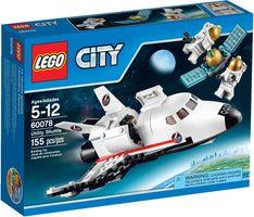 LEGO® City Utility Shuttle