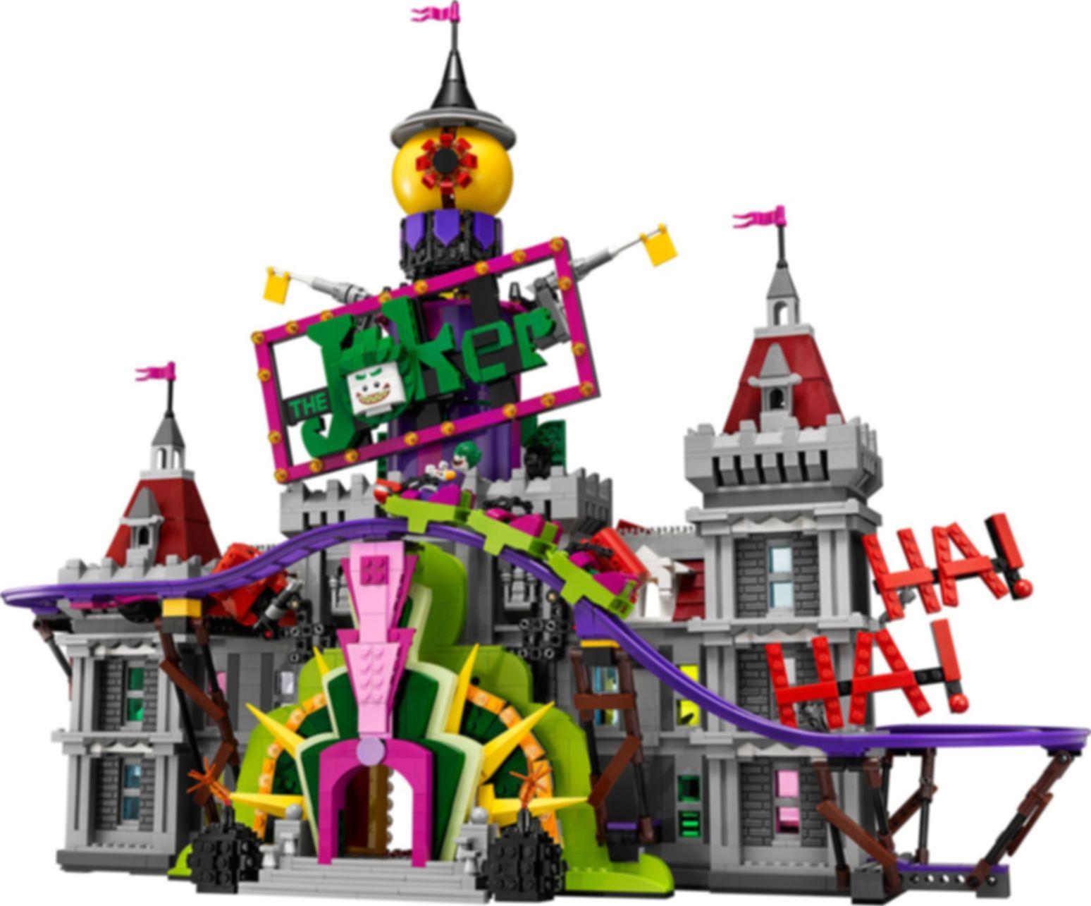 The Joker™ Manor components