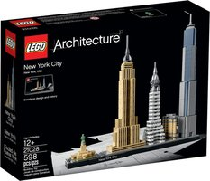 LEGO® Architecture New York City