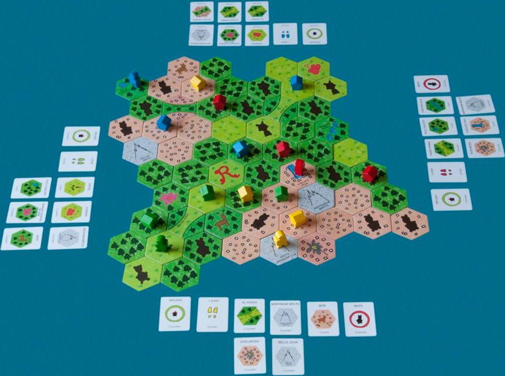 Rifugio gameplay