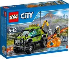 LEGO® City Volcano Exploration Truck