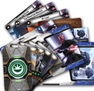 Star Wars: Legion – Darth Maul and Sith Probe Droids Operative Expansion cards