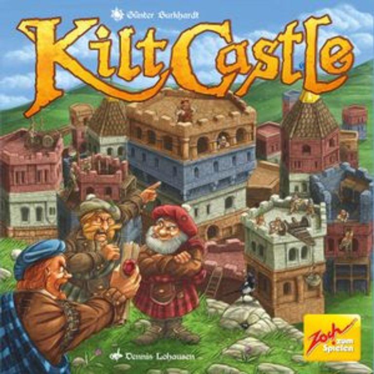 Kilt+Castle