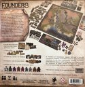 Founders of Gloomhaven back of the box