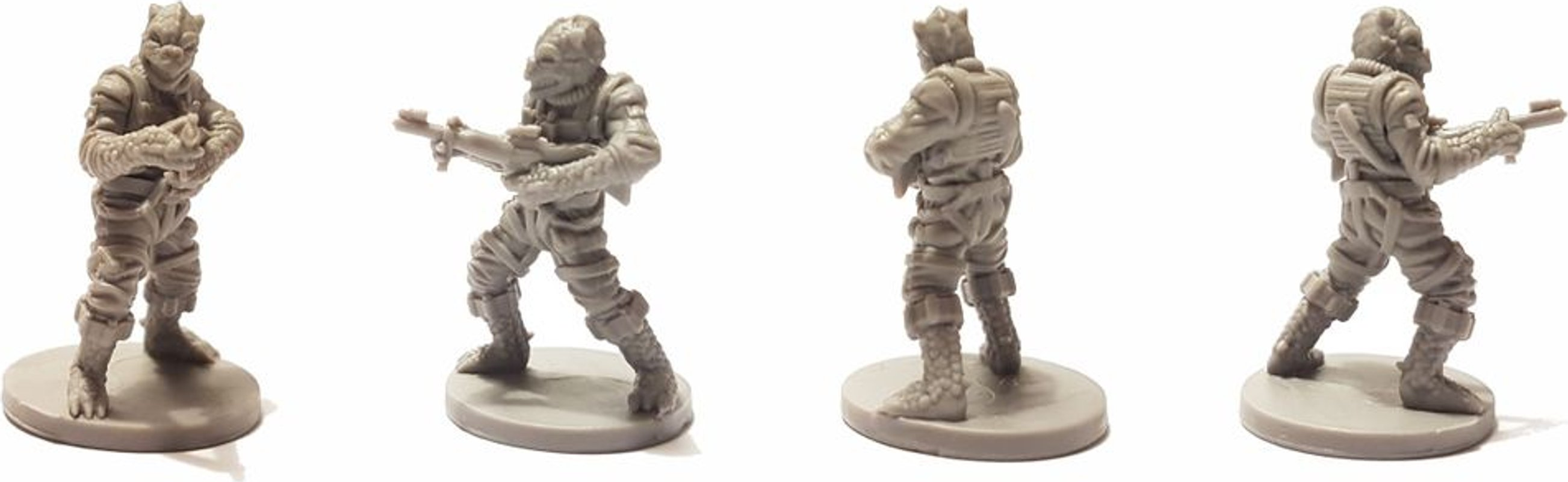 Star Wars: Imperial Assault - Bossk Villain Pack miniature