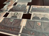 Coal Baron: The Great Card Game components