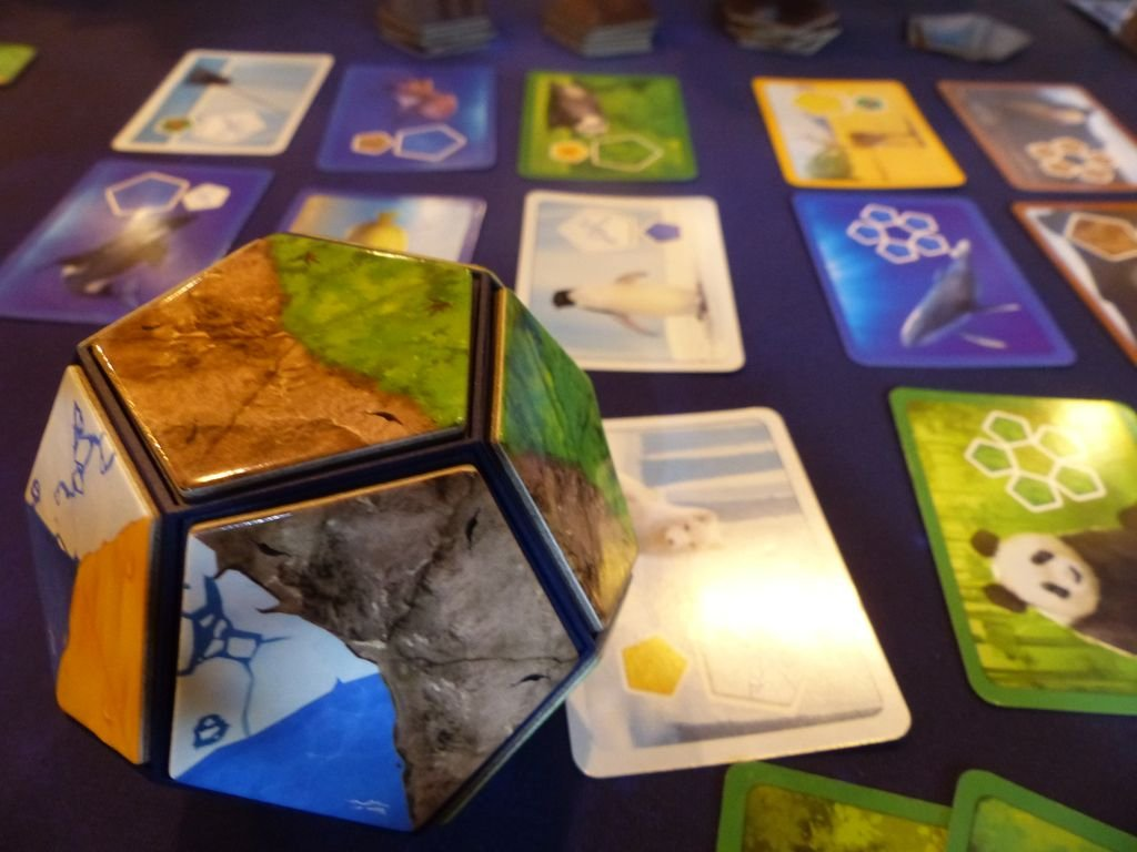 Planet gameplay