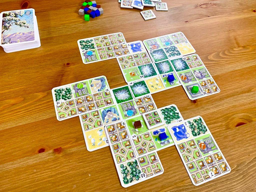 Hokkaido gameplay