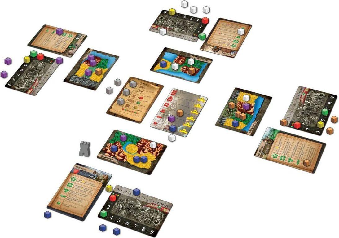 Ultra Tiny Epic Kingdoms gameplay