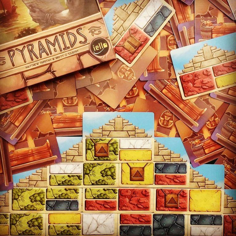 Pyramids cards
