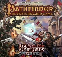Pathfinder: Rise of the Runelords Base Set