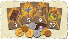 Treasure Hunter components