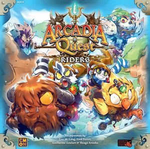 Arcadia+Quest%3A+Riders
