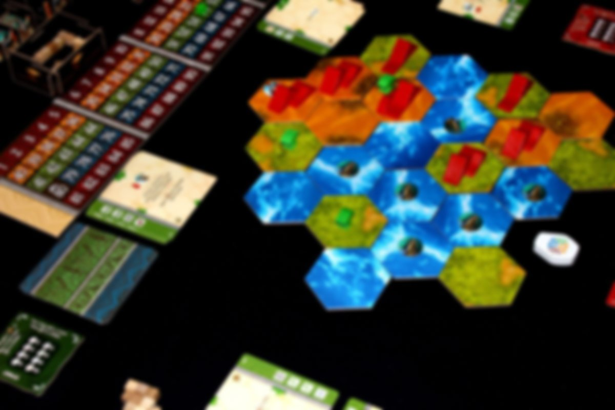 Ecos: First Continent gameplay